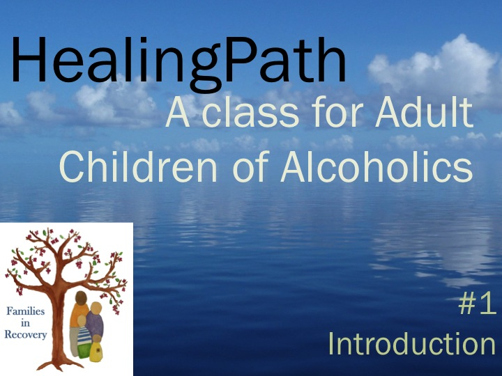 HealingPath #1 - Introduction